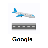 Airplane Arrival on Google Android