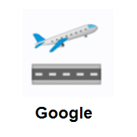 Airplane Departure on Google Android