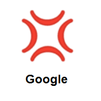 Anger Symbol on Google Android