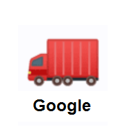 Articulated Lorry on Google Android