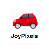 Automobile on JoyPixels