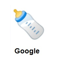 Baby Bottle on Google Android