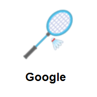 Badminton on Google Android