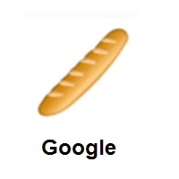 Baguette Bread on Google Android