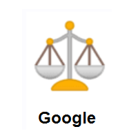 Balance Scale on Google Android