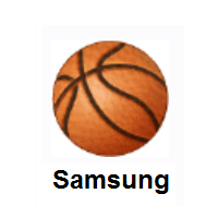 Basketball on Samsung