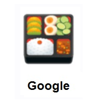Bento Box on Google Android