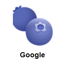 Blueberries on Google Android