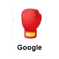 Boxing Glove on Google Android