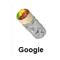 Burrito on Google Android