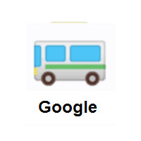 Bus on Google Android