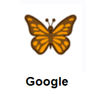 Butterfly on Google Android