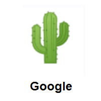 Cactus on Google Android