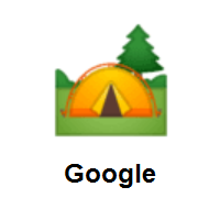 Camping on Google Android