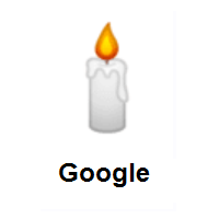Candle on Google Android