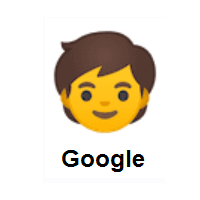 Child on Google Android