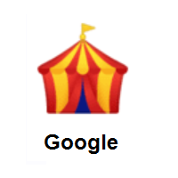 Circus Tent on Google Android