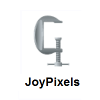 Clamp on JoyPixels