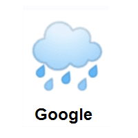 Cloud With Rain on Google Android