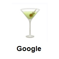 Cocktail Glass on Google Android