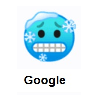 Cold Face on Google Android