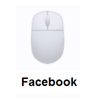 Computer Mouse on Facebook