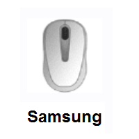 Computer Mouse on Samsung