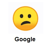 Insecure: Confused Face on Google Android