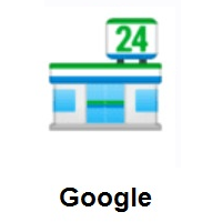 Convenience Store on Google Android