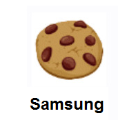Cookie on Samsung