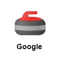 Curling Stone on Google Android