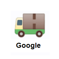 Delivery Truck on Google Android