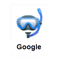 Diving Mask on Google Android