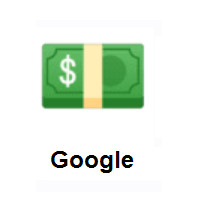 Dollar Banknote on Google Android