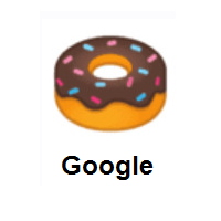 Donut on Google Android