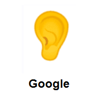 Ear on Google Android