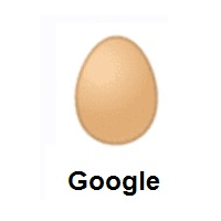 Egg on Google Android