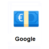 Euro Banknote on Google Android