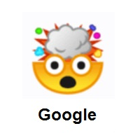 Exploding Head on Google Android