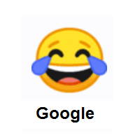 Face with Tears of Joy on Google Android
