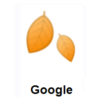 Fallen Leaf on Google Android