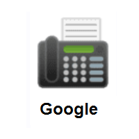 Fax Machine on Google Android