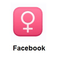Female Sign on Facebook