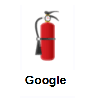 Fire Extinguisher on Google Android