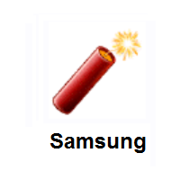 Firecracker on Samsung