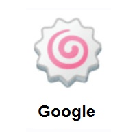 Narutomaki: Fish Cake with Swirl on Google Android