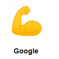 Flexed Biceps on Google Android