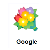 Flower Bouquet on Google Android
