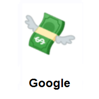 Flying Banknote on Google Android