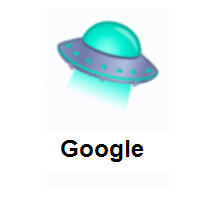 Flying Saucer on Google Android